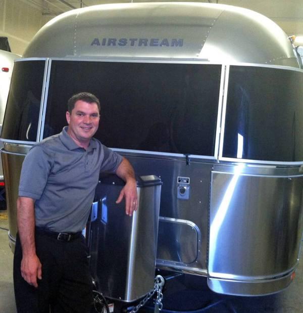 Vinnie Lamica and Vinnie's Northbay Airstream Repair