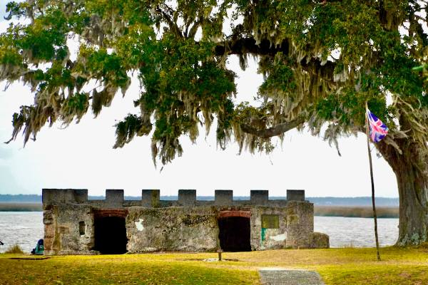 Fort Fredrika