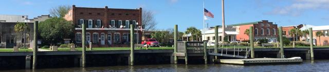 Downtown Apalachicola, Florida