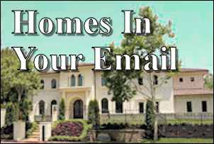New Homes Listings By Email