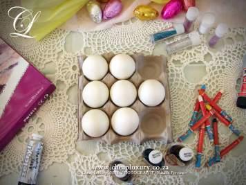 Hardboil White Eggs