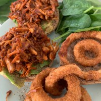 Vegan Pulled Pork Sandwich Recipe