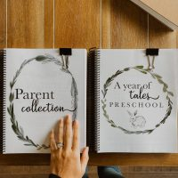 A Year of Tales Homeschool Curriculum Flip-Through