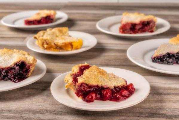 6 different pieces of pie Things to do in Dallas on Memorial Day