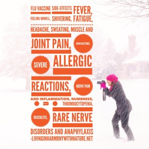 flu vaccine side effects