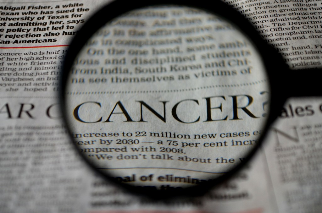 information about cancer - living in harmony with nature