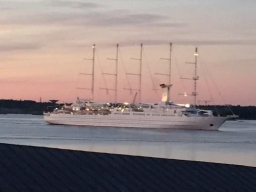 Boat Suomenlinna