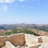 Ajloun Castle Top