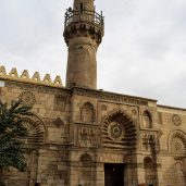 Mosque at Khan El-Khalili