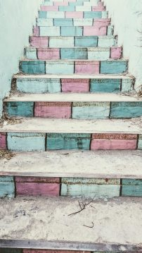 Stairs in Webdeh