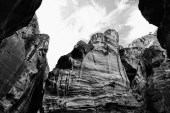 Living in Jordan as Expat - Colors and Shapes at Petra