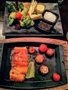 Don Corleone's - Salmon and Veggies