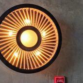 Hangar1 - Lamp
