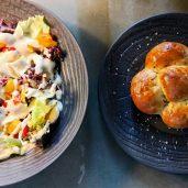 Hangar1 - Salad and Bread