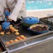 Oktoberfest Champion's Tavern - Mini Brisket Burgers