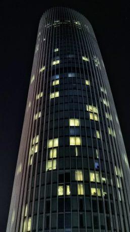Amman Rotana - The tower