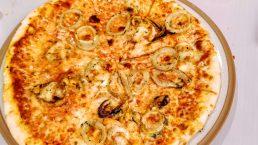 Rotana Amman - Pizza Fritti di Mare