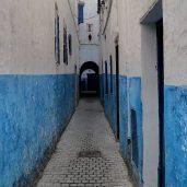 Rabat Medina - Narrow Alleys