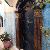Kasbah of the Udayas - Doors