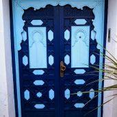 Kasbah of the Udayas - Door