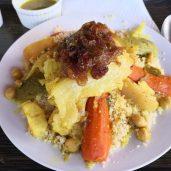 Moroccan Delicacies - Couscous auf sept legumes