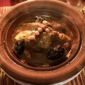 Moroccan Delicacies - Lamb Tajine with Prunes