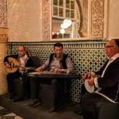 Hotel La Tour Hassan Palace - Oud Players