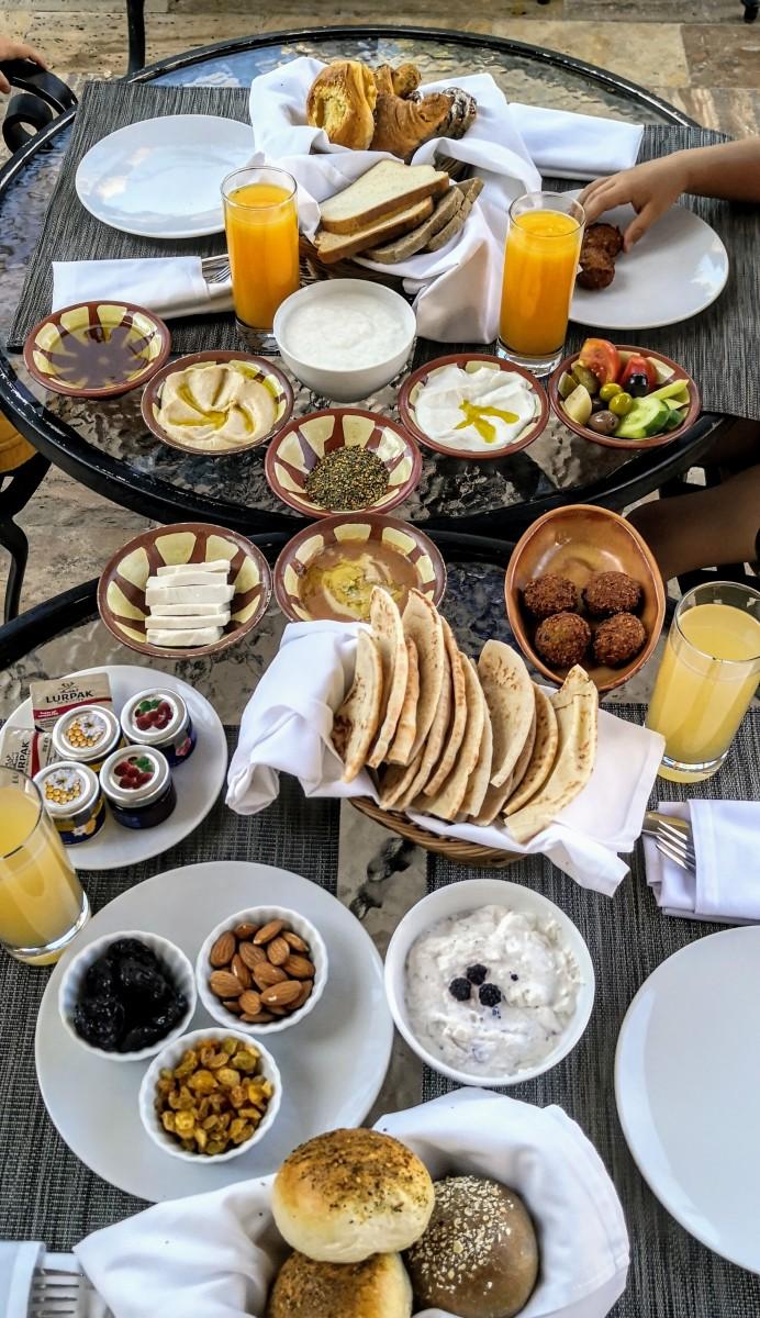 Movenpick Aqaba City - Breakfast at the Bakery Shop