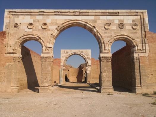 Desert Castle Al Mushatta