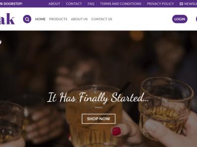 Alcohol Delivery Amman App Kaasak