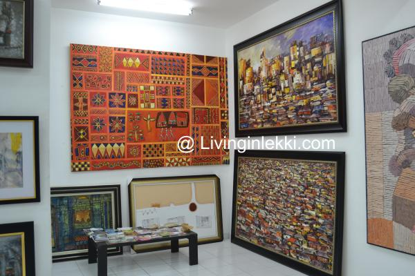Pairing Arts With Culture - Lekki Living