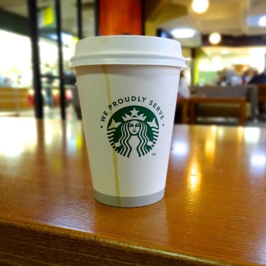 Chai-ing an irish latte