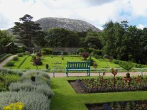 gardens at the Abbey