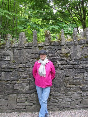 Dad's two loves: Mom, and Stone Walls