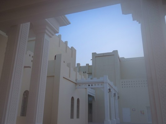 QA architecture
