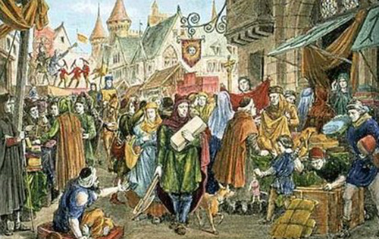 Living in Medieval Europe - Home