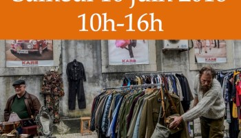 Vide-Grenier (yard/car boot sale) in Gingins - 2 September