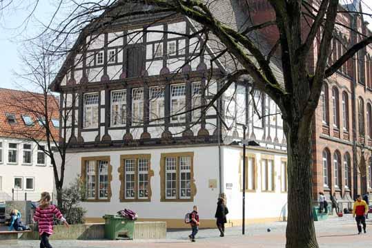 Der Bielefelder Klosterplatz