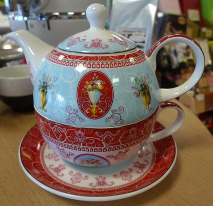 teaforone Tee- und Kaffeeparadies