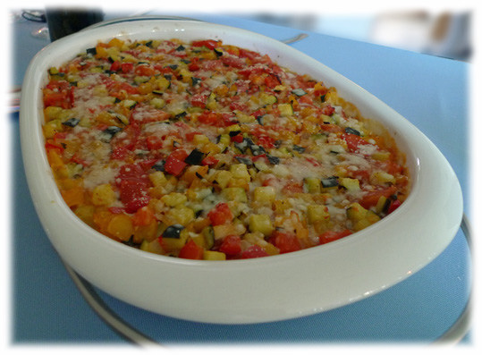 Ratatouille Risotto