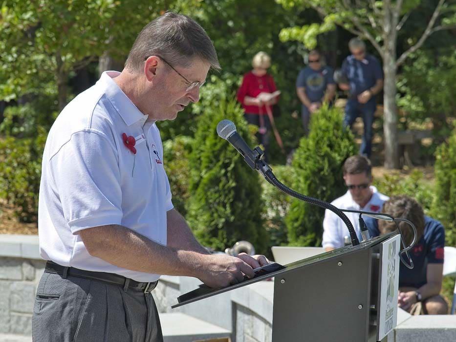 City of Peachtree Corners Memorial Day Ceremonies 2021