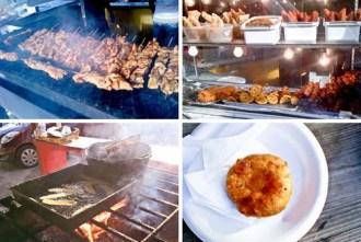 Puerto Rican Fried Food