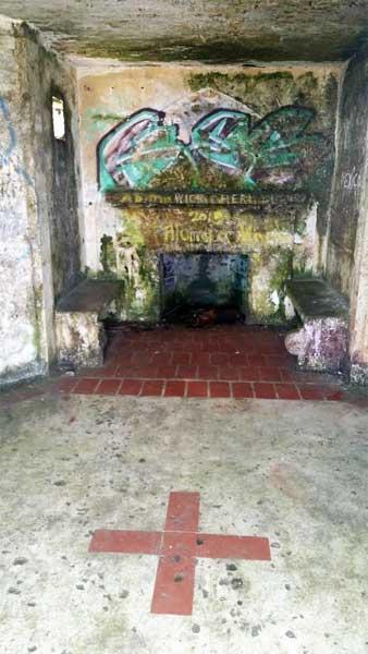 Creepy Church Puerto Rico