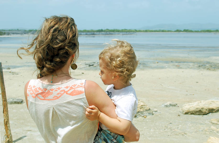 Cabop Rojo Salt Flats - Living in Puerto Rico