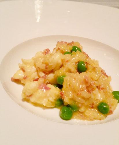 Lobster Risotto - Pikayo Restarant