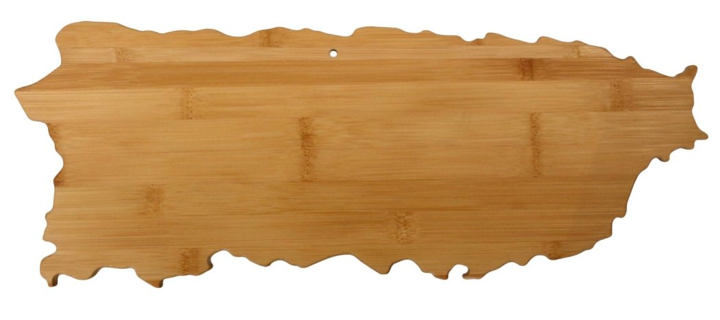 Puerto Rico Cutting Board