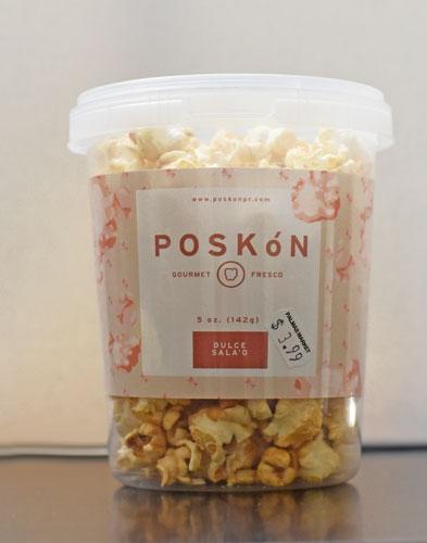 PR Gourmet Popcorn