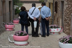 Costitx flower festival May 1st