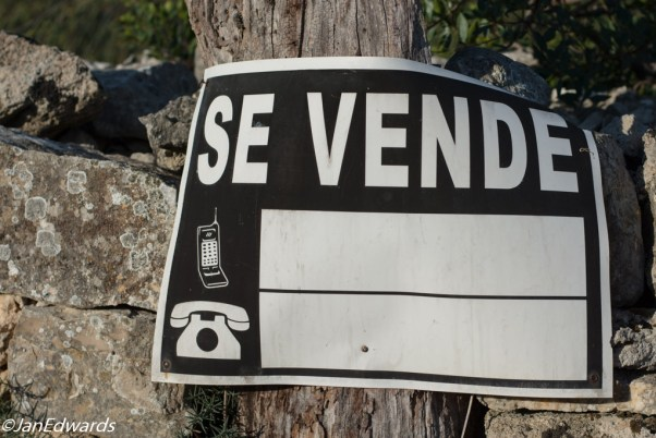 Spanish DIY for sale sign