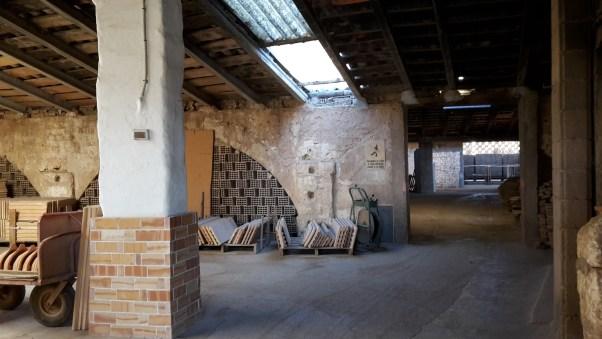 Inside the terracotta factory